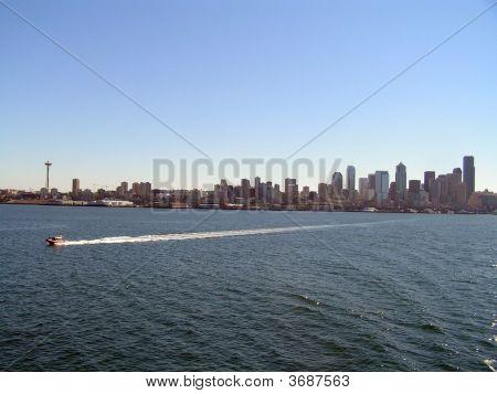 Seattle Skyline #2