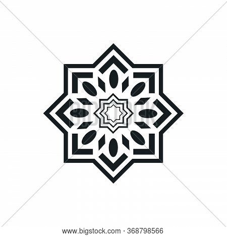 This Is A Religious Style Ornament, Which Is An Islamic Ornament. This Ornament Can Be Used For Vari