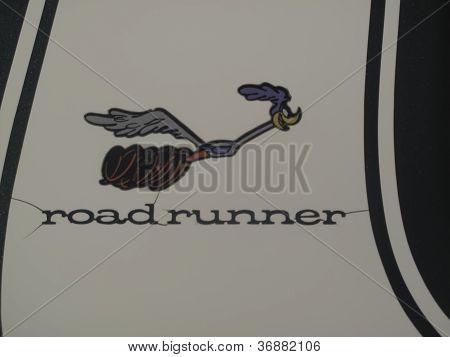 1974 Plymouth Roadrunner Logo