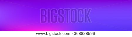 Purple, Pink, Turquoise, Blue Gradient Shiny Vector Background. Fluid Neon Bright Trendy Wallpaper.