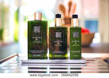 Rituals Hand Soap, Hand Wash, Dish Wash And Hand Balm The Ritual Of Dao