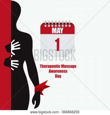 Banner For A Date In May - Therapeutic Massage Awareness Day
