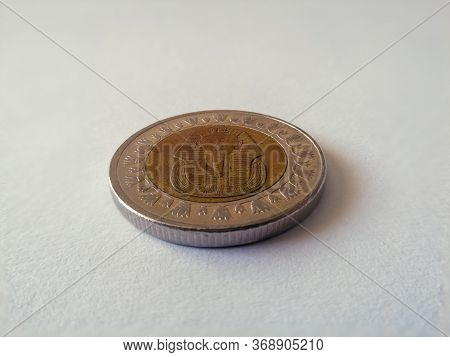 The Egyptian Pound Is The Currency Of Egypt. It Is Divided Into 100 Piastres, Or Ersh Or 1,000 Milli