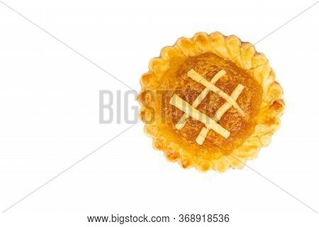Pineapple Tart Is Popular Tart Served During Festive In Malaysia