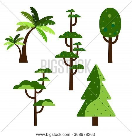 Cartoon Tree Vector Photo Free Trial Bigstock 40 high quality collection of simple tree clipart by clipartmag. cartoon tree vector photo free