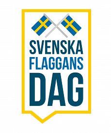 Sweden National Day Event Decorative Poster Design