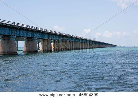 Historic Seven Mile Bridge