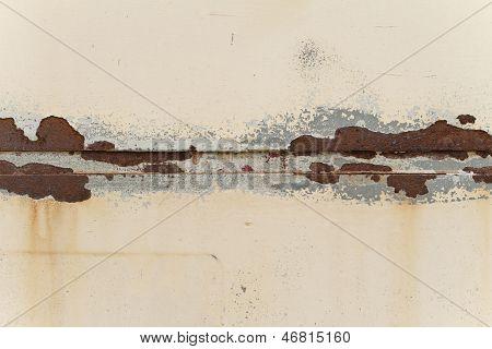 Rusting Landscape