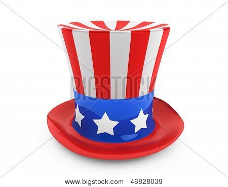 American Independence Day Hat