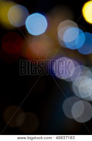 Cool Light Blurs
