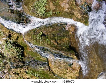 Waterfall In India