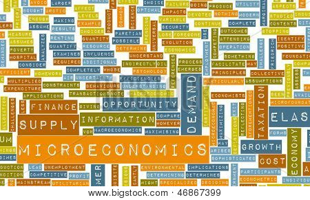 microeconomics and global warming efficient and