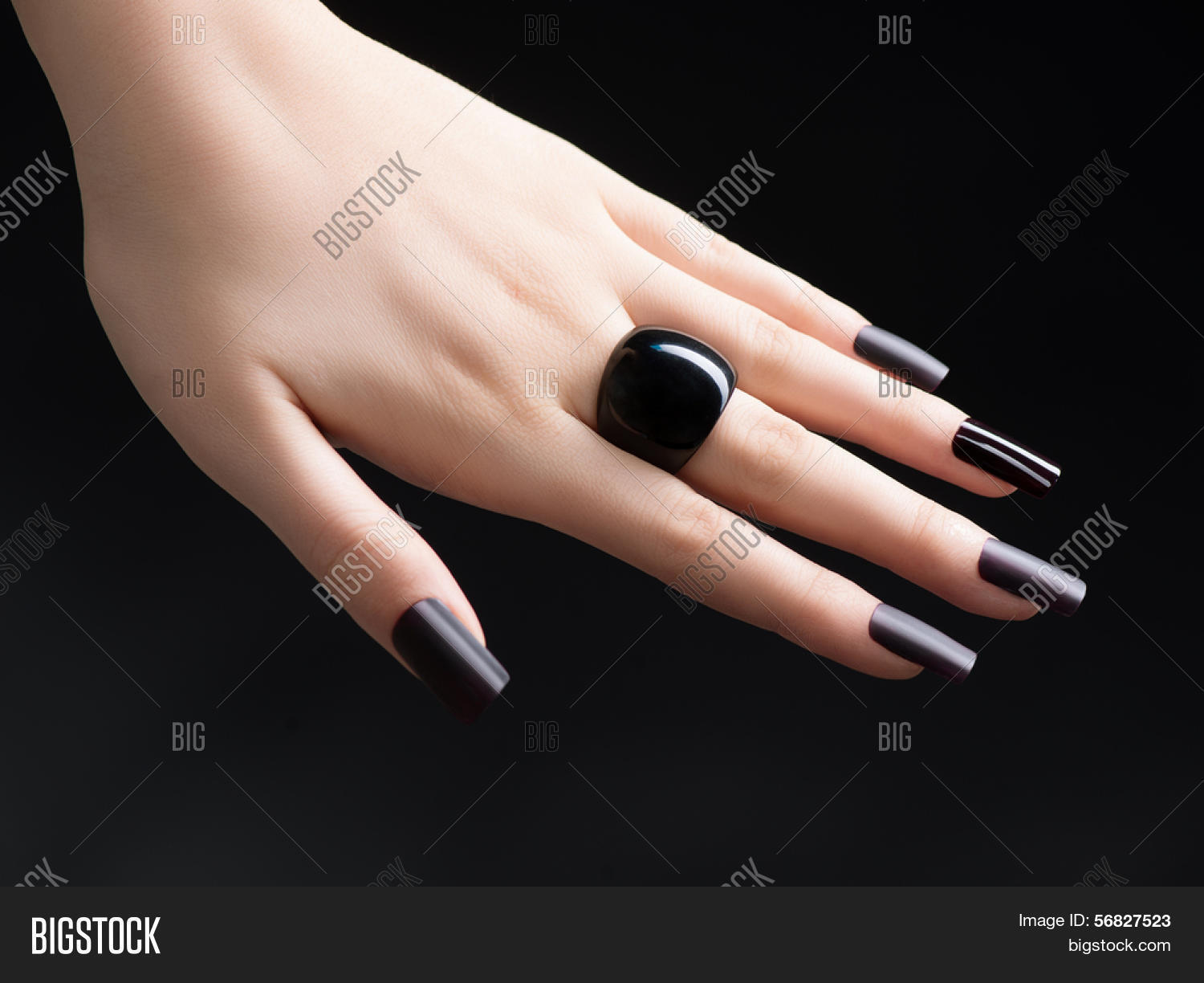Long Black Rings