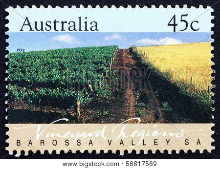 Postage Stamp Australia 1992 Barossa Valley, South Australia