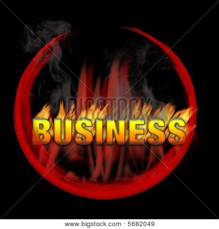 Business is on Fire
