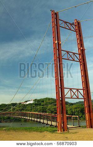Suspension Bridge, San Juan del Sur