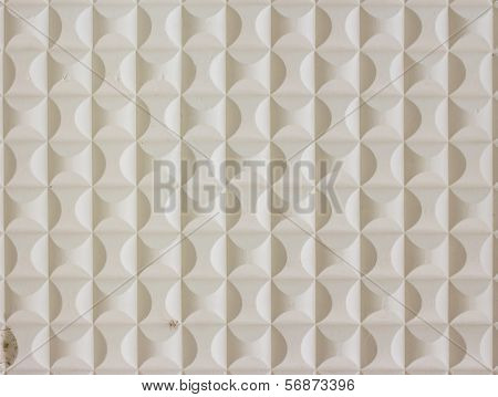 Abstract Pattern Of Geometric Ellipse Shapes