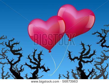 Balloons Love Danger