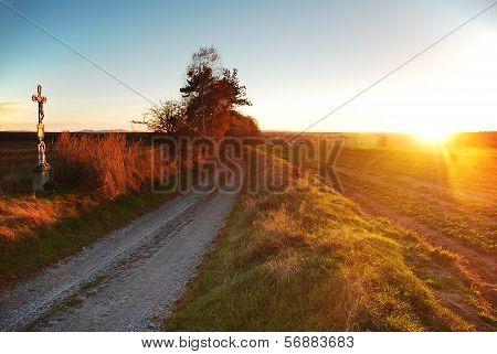 Sunset Calvary