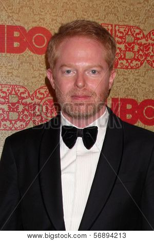 vLOS ANGELES - JAN 12:  Jesse Tyler Ferguson at the HBO 2014 Golden Globe Party  at Beverly Hilton Hotel on January 12, 2014 in Beverly Hills, CA
