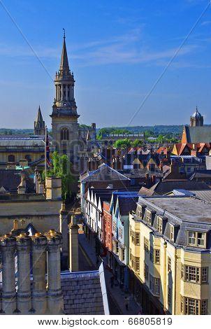 Turl Street, Oxford