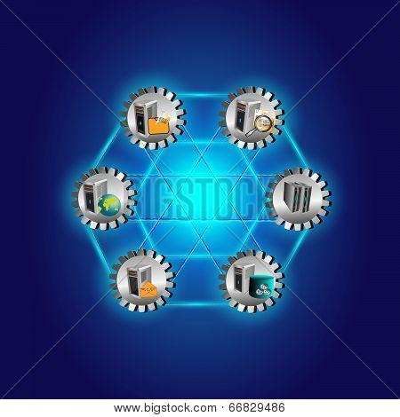 Enterprise application Integration system connectivity