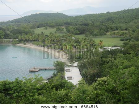 St John in the US Virgin Islands