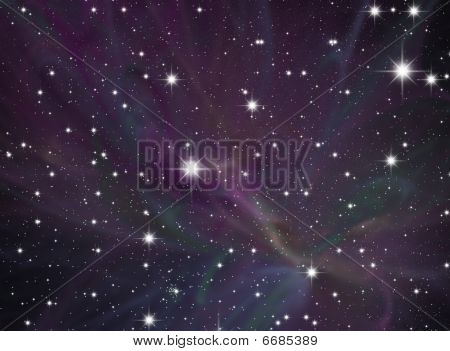 Night Star Sky