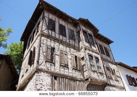 Old Style Turkish Konak