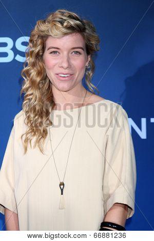 LOS ANGELES - JUN 16:  Tessa Ferrer at the