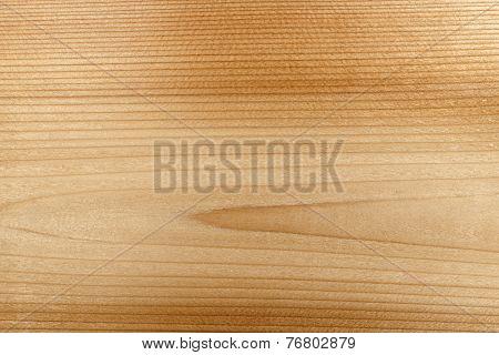 Macro closeup of natural red cedar wood plank woodgrain texture