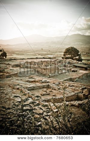 Sitio arqueológico de Festos