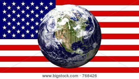 terra de bandeira