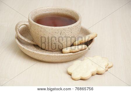 cookies & tea