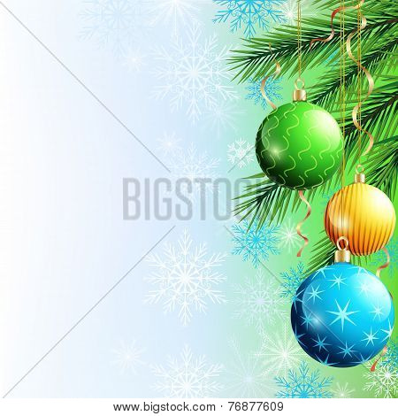 Festive Luxury Background For New Year And Christmas