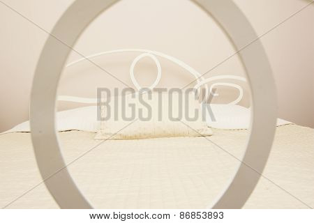Simple Beige Bedroom