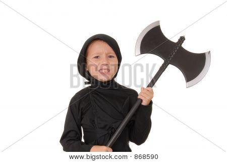 Halloween Headsman Two