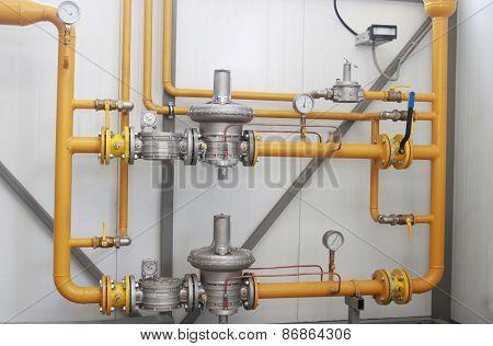 gas equipment