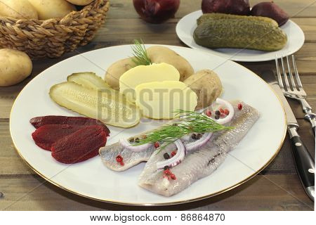 Young Herring Fillet
