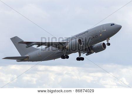 German Air Force Airbus A310-300 Mrtt