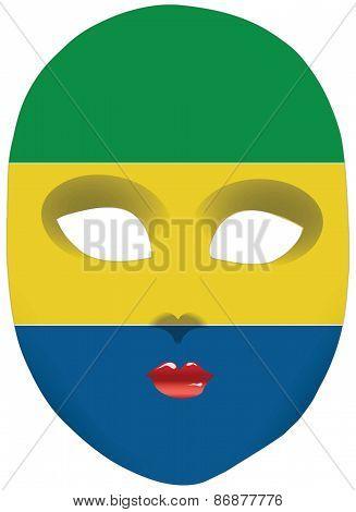 Gabon Mask