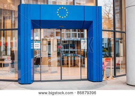 Entrance To European Union