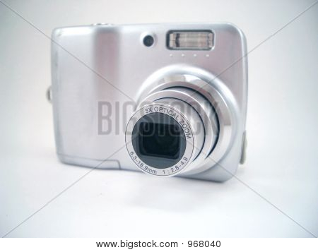 Front Of Digital Camera