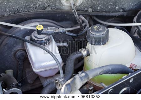 Parts Of  Car Engine