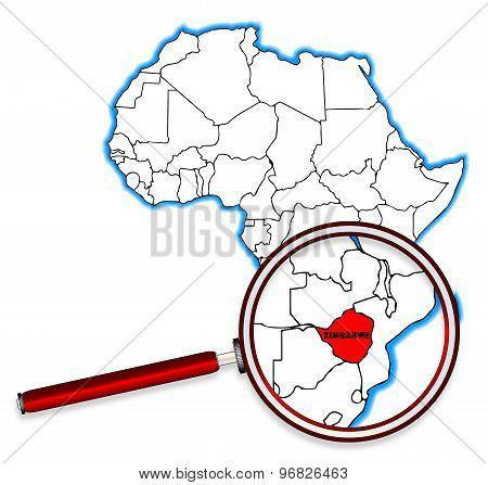 Zimbabwe Under A Magnifying Glass