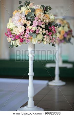 Fresh Posy Of Flowers