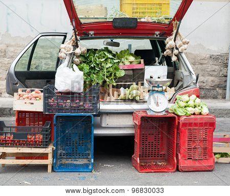 Street commerce