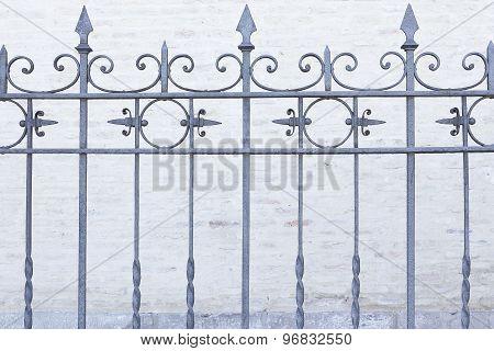Fence bars