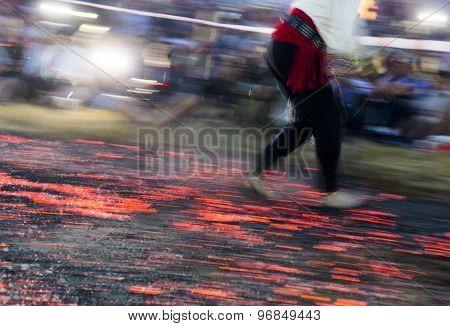 Nestinar Walking On Fire