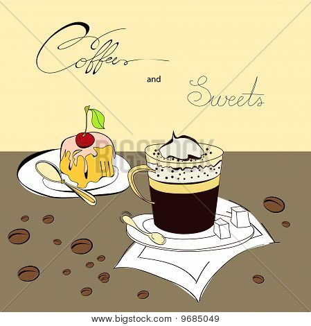 Coffee And Sweets